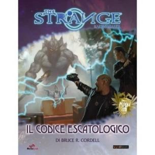The Strange L'anomalia - Il Codice Escatologico (Espansione) Altri Giochi di Ruolo