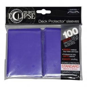 Royal Purple - Pro-Matte Eclipse - 100 bustine protettive  - Ultra Pro 8,90€
