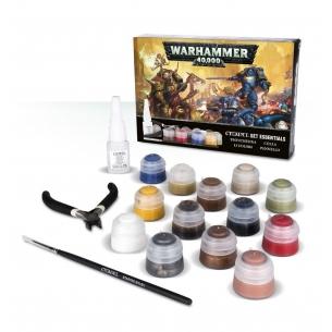 Warhammer 40,000 Citadel Essentials Set  - Warhammer 40k 24,00€