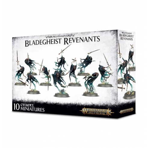 Nighthaunt - Bladegheist Revenants Nighthaunt