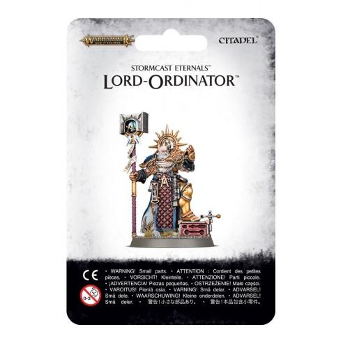 Stormcast Eternals - Lord-Ordinator Stormcast Eternals
