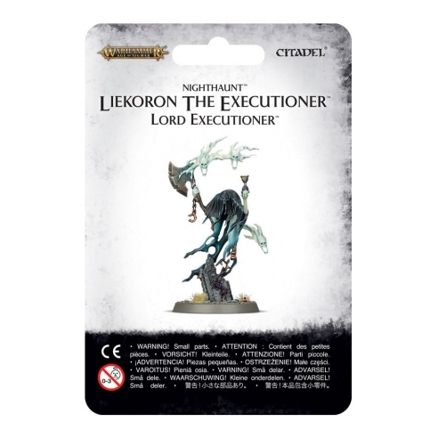 Nighthaunt - Liekeron The Executioner Nighthaunt