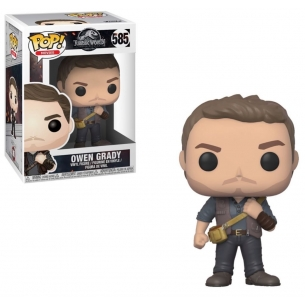 Funko Pop 585 - Owen Grady - Jurassic World  - Funko 12,90 €