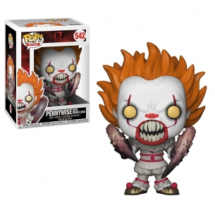 Funko Pop 542 - Pennywise with Spider Legs - IT  - Funko 12,90 €