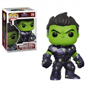 Funko Pop 336 - Amadeus Cho as Hulk - Marvel Future Fight  - Funko 12,90 €