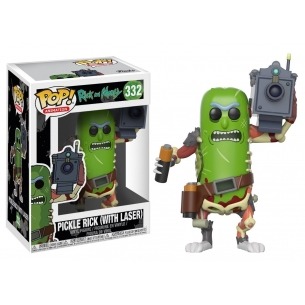 Funko Pop 322 - Pickle Rick (with Laser) - Rick and Morty Funko 12,90 €