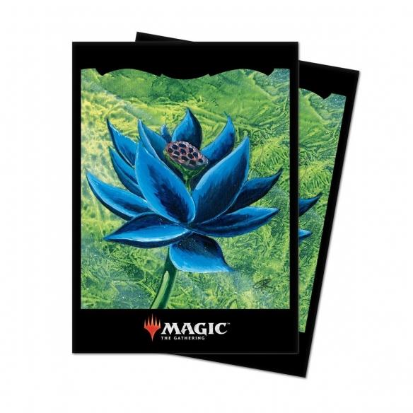 Ultra Pro - Art Black Lotus - Standard (100 bustine) Bustine Protettive