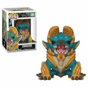Funko Pop 294 - Zinogre - Monster Hunter  - Funko 12,90 €
