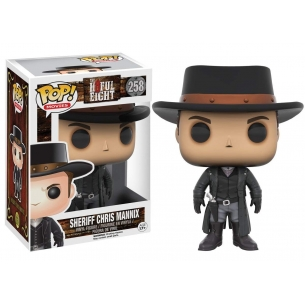 Funko Pop 258 - Sheriff Chris Mannix - The H8ful Eight  - Funko 12,90 €