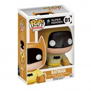 Funko Pop 01 - Batman Yellow - DC Super Heroes  - Funko 17,90 €