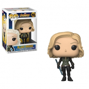 Funko Pop 295 - Black Widow - Avengers: Infinity War  - Funko 12,90 €
