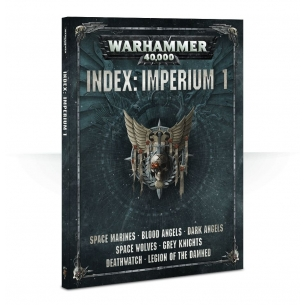 Index: Imperium 1 - ITALIANO Warhammer 40k 20,00€