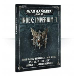Index: Imperium 1 - ITALIANO  - Warhammer 40k 20,00€