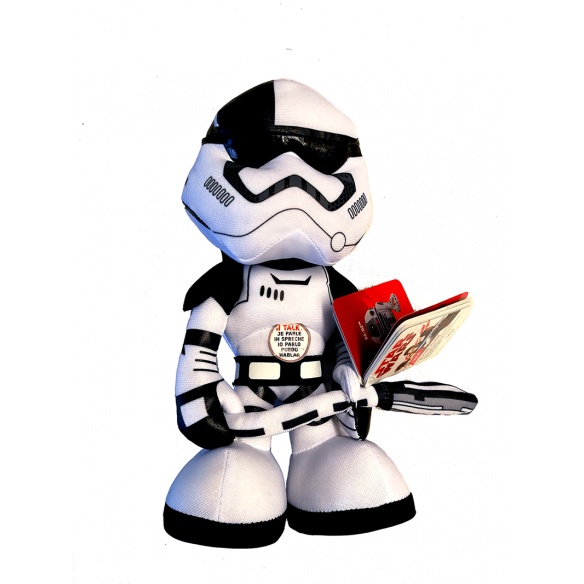 Funko Talking Plushes - Executioner - Star Wars Peluche Funko