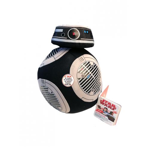 Funko Talking Plushes - First Order BB Unit - Star Wars Peluche Funko