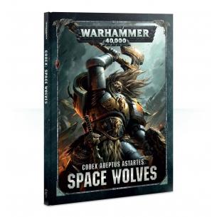 Codex: Space Wolves [ITALIAN] Warhammer 40k 25,00€