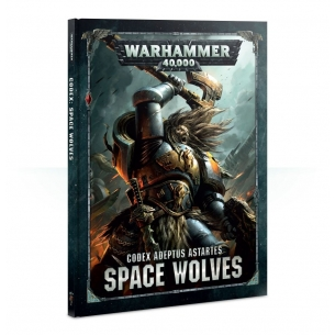 Codex: Space Wolves [ITALIAN] Warhammer 40k 25,00 €
