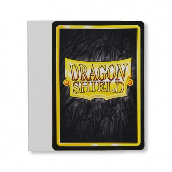 Dragon Shield - Clear - Perfect Standard (Sideloader) (100 bustine) Bustine Protettive