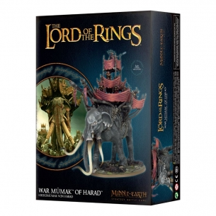 War Mûmak Of Harad The Lord of The Rings 80,00 €