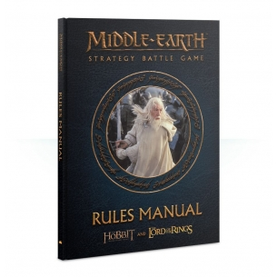 Middle-earth Strategy Battle Game Rules Manual (ENGLISH) The Lord of The Rings 45,00 €