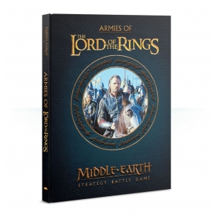 Armies of The Lord of the Rings (ENGLISH) The Lord of The Rings 45,00 €