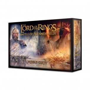 The Lord Of The Rings - Battle Of Pelennor Fields (ENG) The Lord Of The Rings