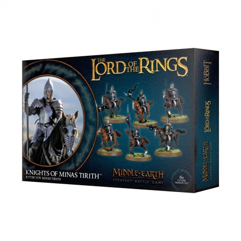 The Lord Of The Rings - Knights Of Minas Tirith The Lord Of The Rings