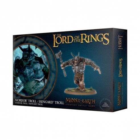 The Lord Of The Rings - Mordor Troll The Lord Of The Rings