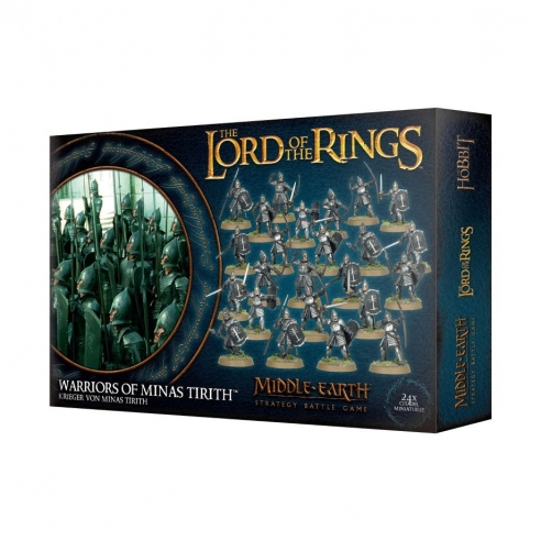 The Lord Of The Rings - Warriors Of Minas Tirith The Lord Of The Rings