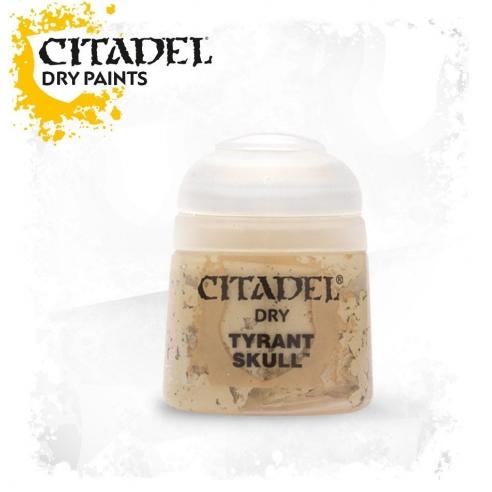 Citadel Dry - Tyrant Skull Citadel Dry