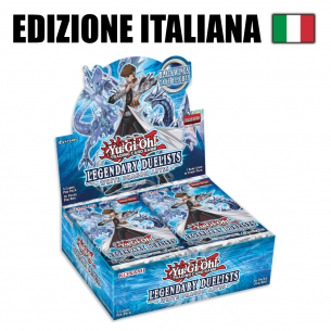 Legendary Duelists: White Dragon Abyss - 36 booster Display - ITALIAN Yu-Gi-Oh 59,90 €