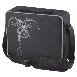 Deluxe Gaming Case Black - Dragon with Silver Trim  - Ultra Pro 29,90€