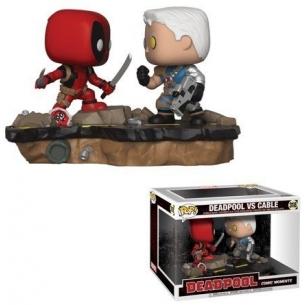 Funko Pop Comic Moments 318 - Deadpool VS Cable - Deadpool Funko 29,90€