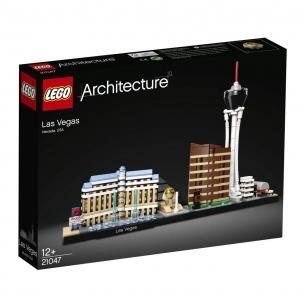 Lego Architecture 21047 - Las Vegas  - LEGO 39,90€