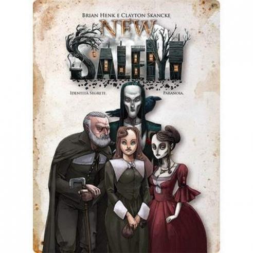 New Salem Giochi Semplici e Family Games
