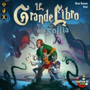UPLAY - IL GRANDE LIBRO DELLA FOLLIA - ITALIANO  - Uplay 37,90€