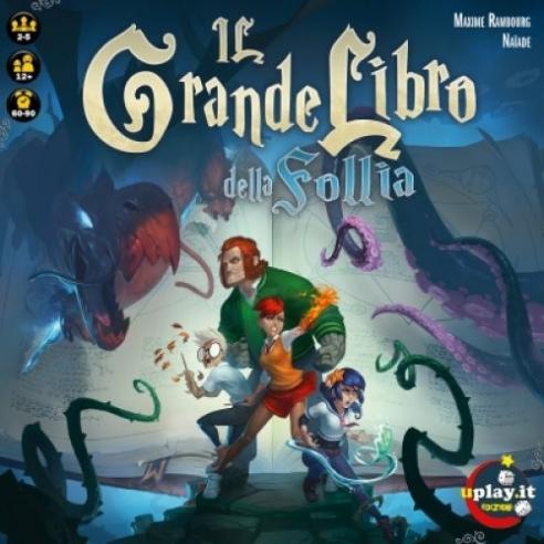 Il Grande Libro Della Follia Giochi Semplici e Family Games