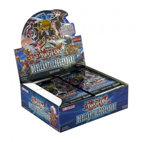 Duellanti Leggendari - Display 36 Buste (ITA) Box di Espansione