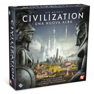 Sid Meier's Civilization: Una Nuova Alba - ITALIANO  - Asmodee 49,90€
