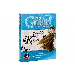 UPLAY - OH MY GODS! LONGSDAILE IN RIVOLTA - ITALIANO Uplay 11,90€
