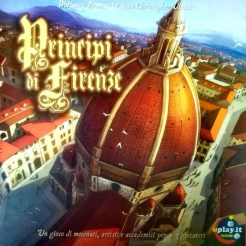 Principi Di Firenze (Edizione Numerata Limitata) Hardcore Games