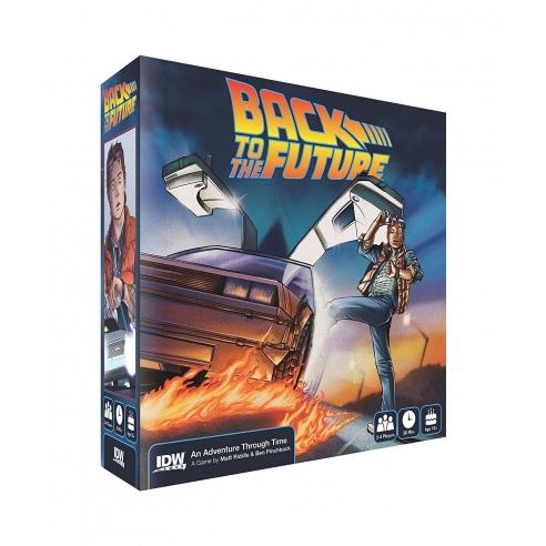 Ritorno Al Futuro - Un'Avventura nel Tempo Giochi Semplici e Family Games