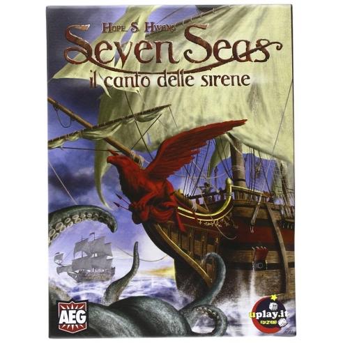 Seven Seas - Il Canto Delle Sirene Giochi Semplici e Family Games