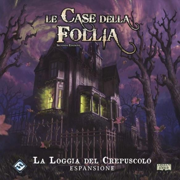 Le Case Della Follia - La Loggia Del Crepuscolo (Espansione) Giochi per Esperti