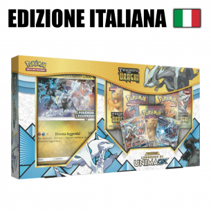 Leggende di Unima GX - Set Pokémon Trionfo dei Draghi (IT)  - Pokèmon 37,90 €