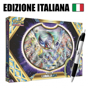 Lunala-GX - Pokémon Set (IT) + Fantàsia Pen Fantàsia 24,90 €