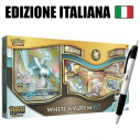 Kyurem Bianco-GX - Set Pokémon Trionfo dei Draghi (IT) + Penna Fantàsia  - Fantàsia 37,90€