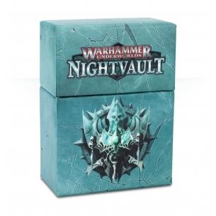 Warhammer Underworlds: Nightvault Deck Box  - Warhammer Underworlds 6,50€