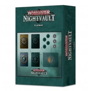 Tappetino di controllo di Warhammer Underworlds: Nightvault  - Warhammer Underworlds 15,00€
