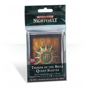 Bustine delle Spine della Briar Queen di Warhammer Underworlds: Nightvault  - Warhammer Underworlds 6,50€